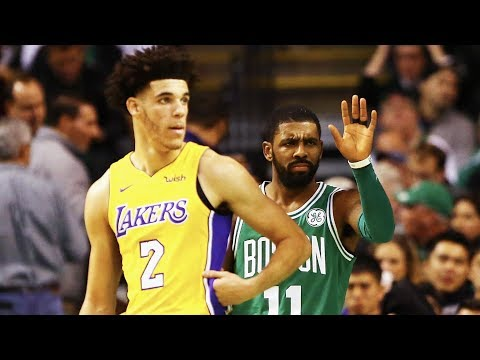 Lonzo Ball vs. Kyrie Irving: Celtics-Lakers rivalry [Full Highlights] | ESPN