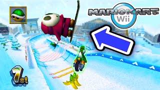 GIANT Enemies & Objects in Mario Kart Wii