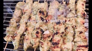 Chicken Souvlaki - Greek Chicken Kabobs