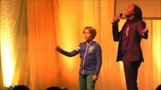 David Michael Johnson - He lives in You - Don´t Stop Believin Gala 2012