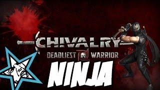 Chivalry: Deadliest Warrior - Ninja Gameplay