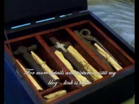 1840's Vampire Hunting Kit