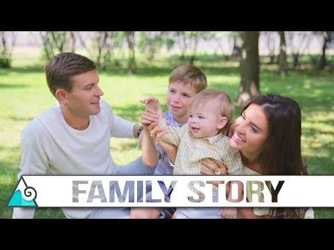 Семейная история, Севастьяну 1 год | Family Story, Sevastyan 1 year old