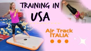 TRAINING IN USA: W/ Air Track Italia!