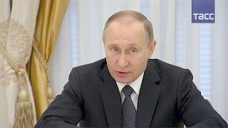 Путин: все страны СНГ являются возможными объектами террористических атак