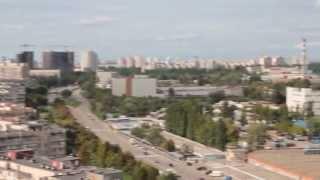 Киев с самой высокой точки на Борщаговке(, 2015-01-05T16:20:50.000Z)