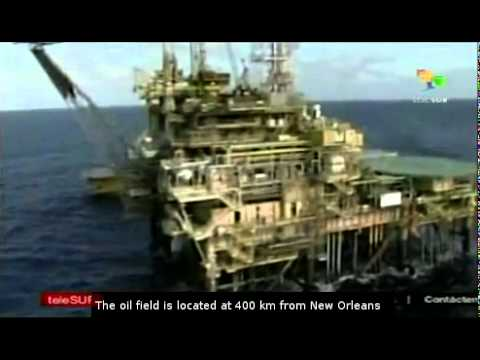 Petrobras discovers oil field in Gulf of Mexico