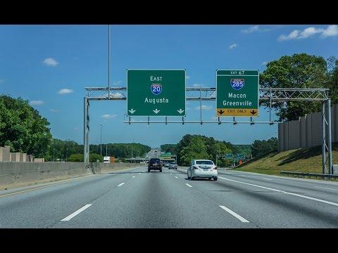 15-04 Atlanta: I-20 East