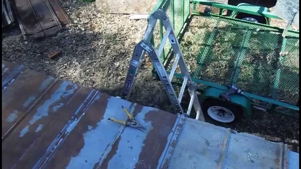 How To Build A Lean To Shed >> DIY Build a Lean To Shed - YouTube