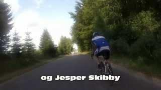 Cykeltur fra Hesselhus camping