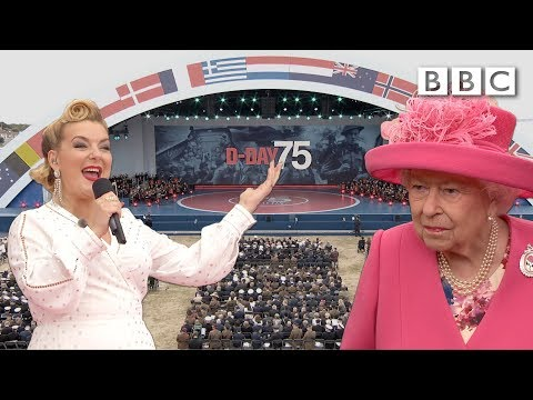 D-Day 75: A Tribute To Heroes | LIVE Event - BBC