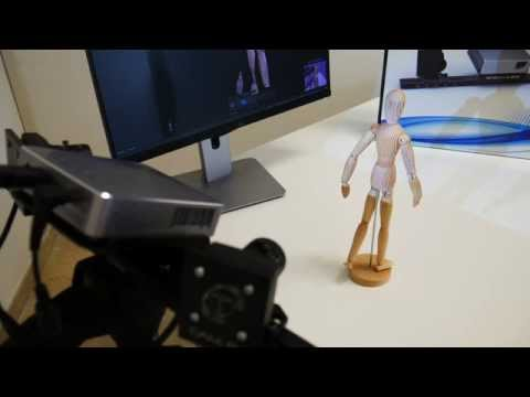Scan in a Box - Structured Light 3D Scanner