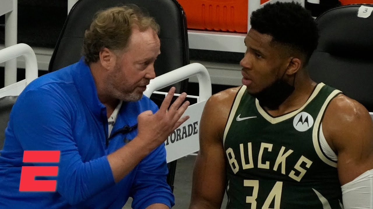 Bucks fans were calling for Mike Budenholzer to be fired during Game 3! - Alan Hahn   KJZ