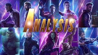 Avengers: Infinity War - Analysis and Review (spoilers)
