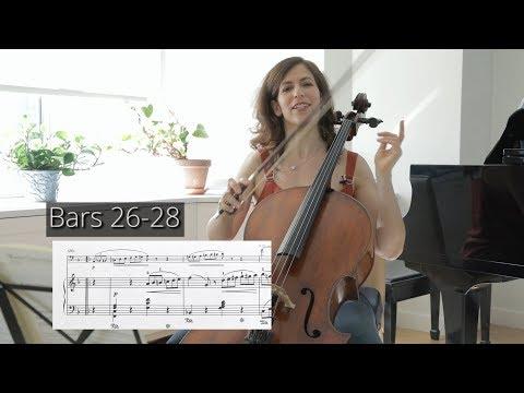 Schumann Masterclass: Fantasiestücke Op. 73, Second Piece - Musings with Inbal Segev