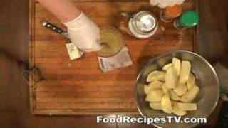 Oven Roasted Potatoes Recipe -quick And Easy