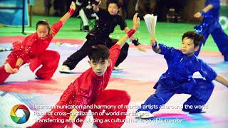 World Martial Arts Masterships Committee Introduction video