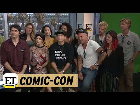 Comic-Con 2018: The Cast Of DC's Legends Of Tomorrow Say Season 4 Will Be Crazy
