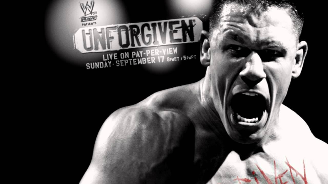 Wwe Unforgiven 2006 Theme Song Full Hd Youtube
