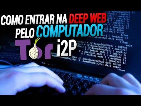 COMO ENTRAR NA DEEP WEB PELO PC - REDE ONION E I2P