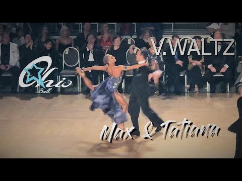 Max Sinitsa & Tatiana Seliverstova I Ohio Star Ball Champion