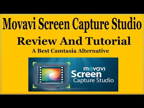Movavi Screen Capture Studio Review And Tutorial - A Best Camtasia ...