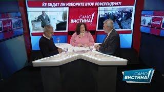 """Агим Јонуз и Страшо Ангеловски во """"Само Вистина"""" 18.2.2019"""
