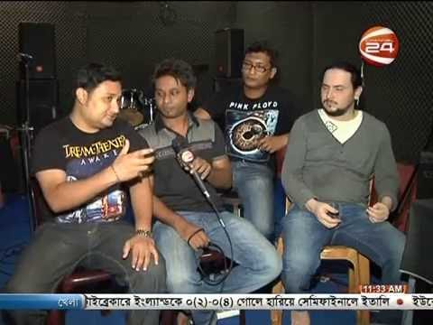 Salvation Band Interview on Channel 24