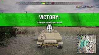 World of Tanks XboxPS4 Conqueror GC Gameplay Double Feature