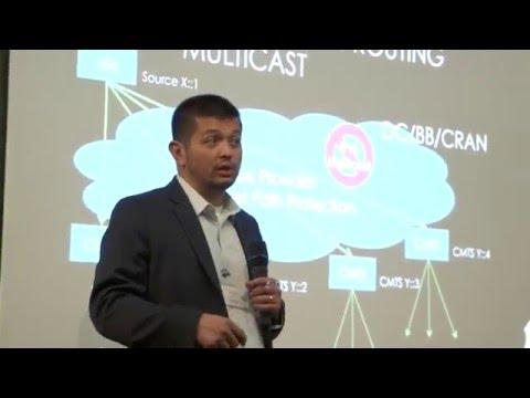 Smarter Network, by John Brzozowski, Chief Architect, IPv6 and Fellow, Comcast
