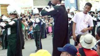 Banda Gran Mariscal De Ayacucho Carupano 2009- Conga line