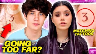 Nessa Barrett RESPONDS to dating Jaden Hossler?!