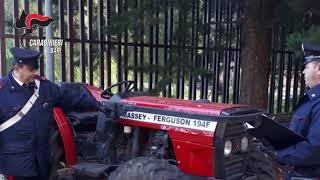 Furti ed estorsioni nelle campagne della provincia, 7 arresti dei Carabinieri