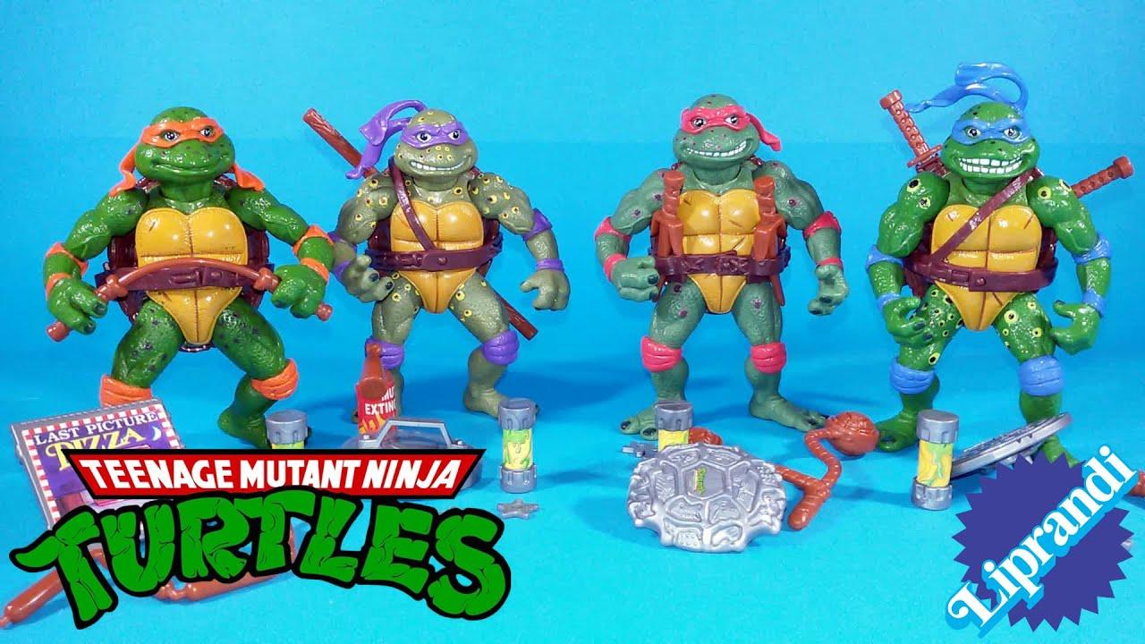Playmates Toys Teenage Mutant Ninja Turtles Movie Star Review