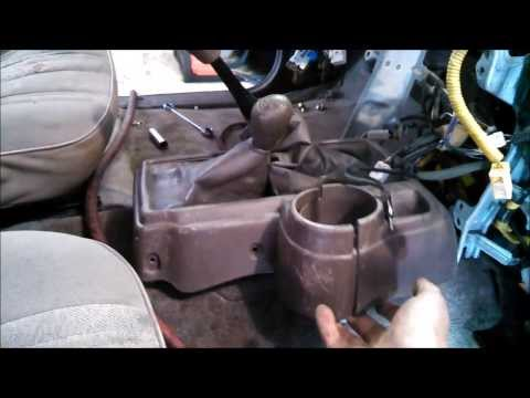 Heater core replacement Toyota Tacoma 2000. Install Remove Replace