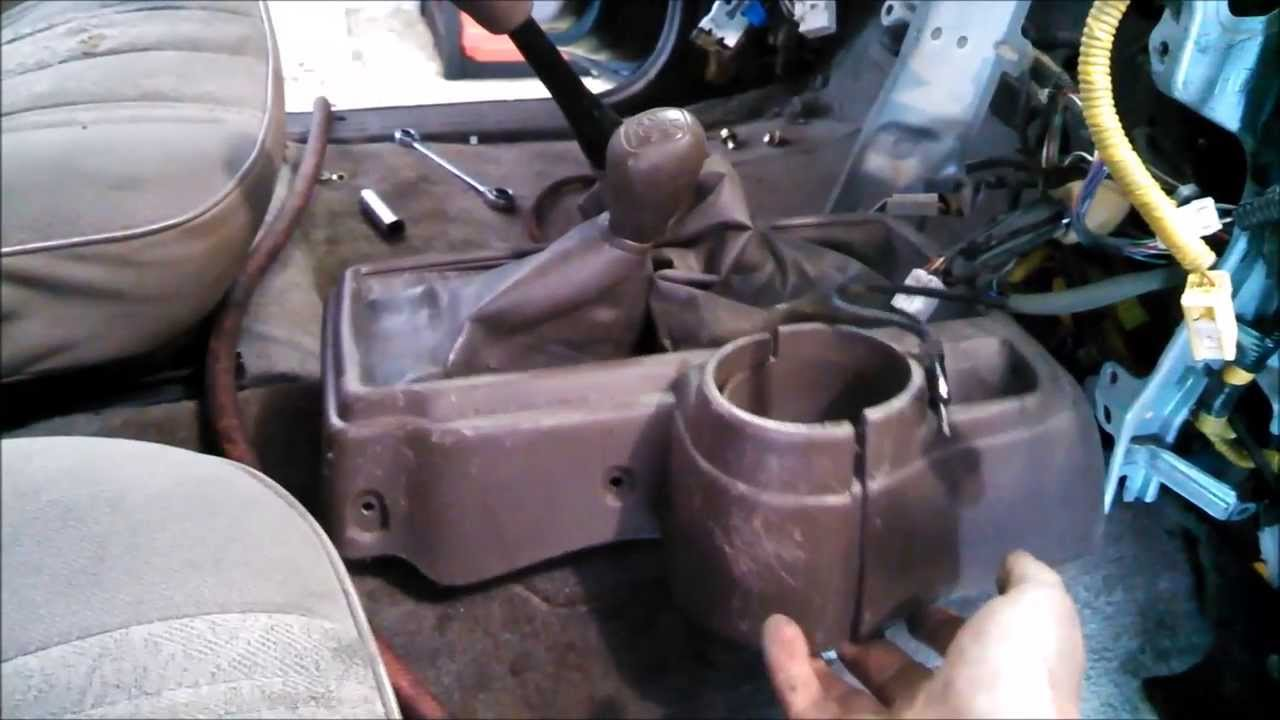 small resolution of heater core replacement toyota tacoma 2000 install remove replace youtube