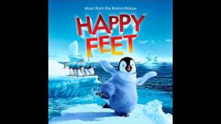 Happy Feet Soundtrack - Brittany Murphy - Somebody to Love (HQ) + Lyrics