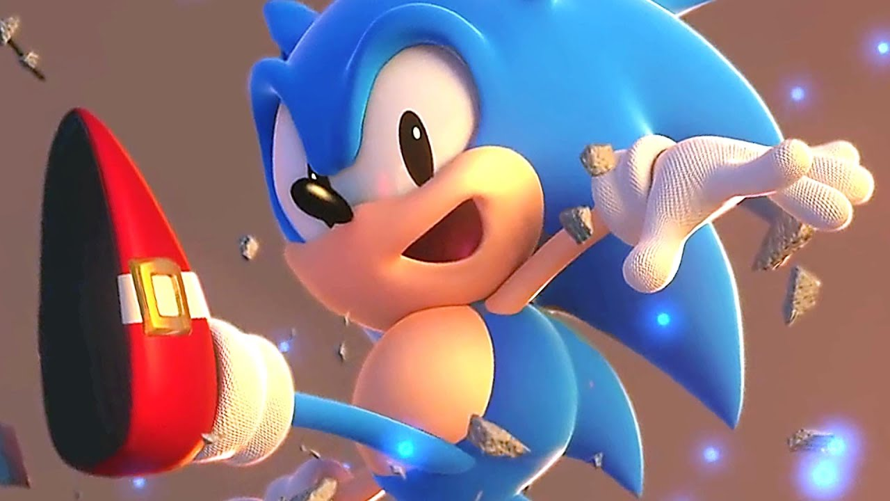 It's just a photo of Intrepid Images of Sonic