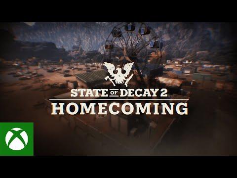 В State of Decay 2 добавят карту из первой части - Trumbull Valley
