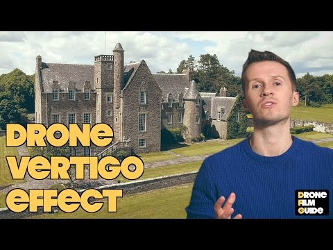 How to Simulate the Famous 'Vertigo Effect' Dolly Zoom With a Drone