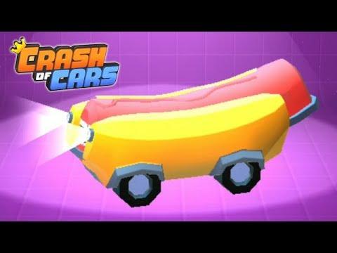CRASH of CARS - Hot Digity Dog!!! -Part 2 [Android Gameplay, Walkthrough]