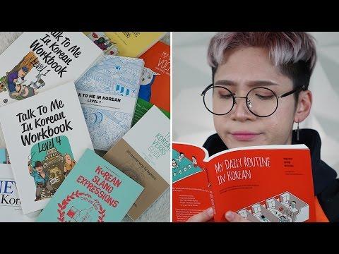 The Best Books for Learning Korean - Edward Avila