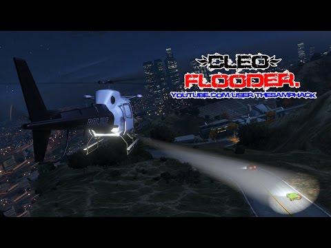 [CLEO] Flooder.
