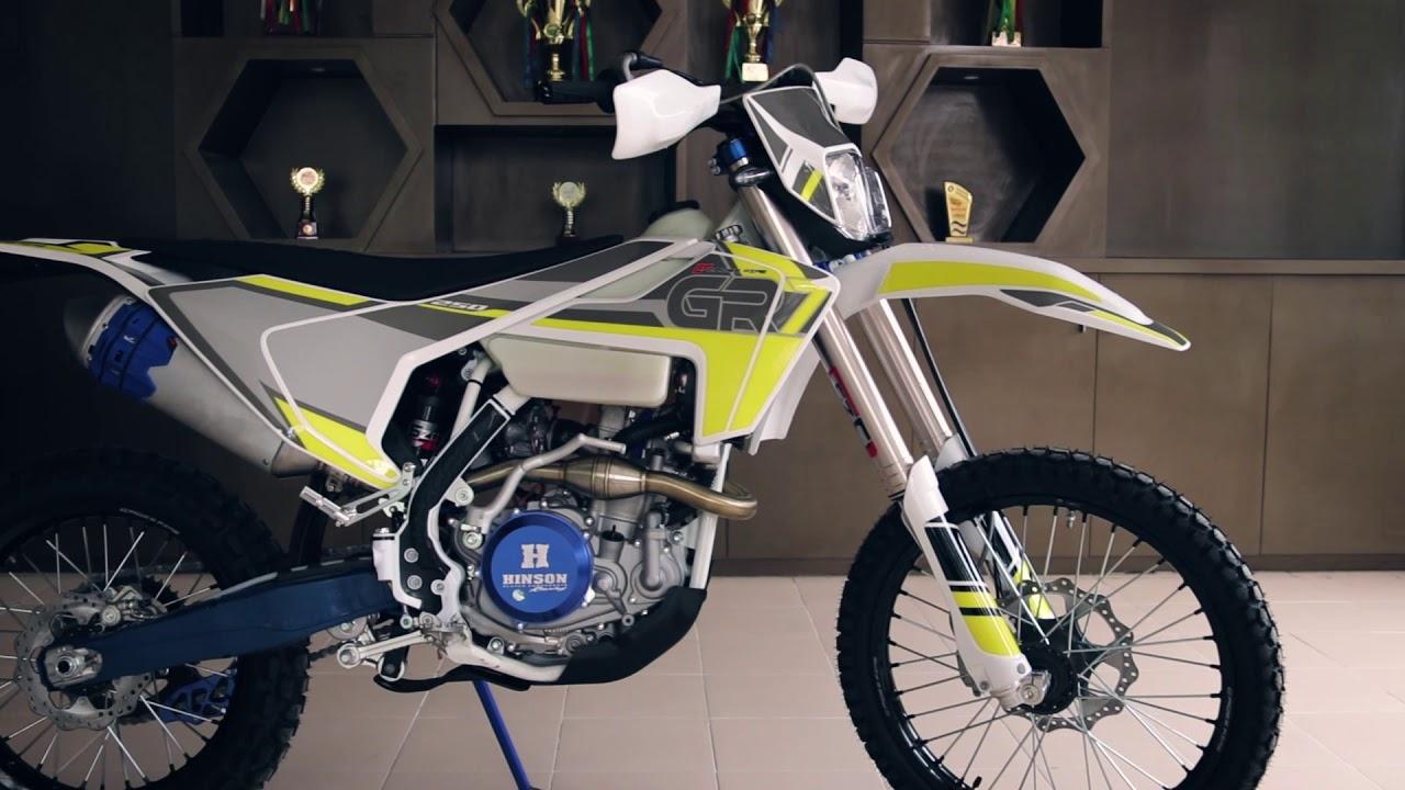 Crossfire GR7 250 || lightweight, dual-sport enduro ...