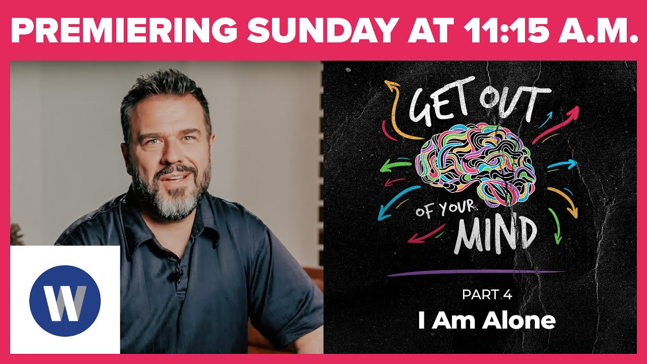 Get Out Of Your Mind   I Am Alone   Dave Dummit   July 5   1115am