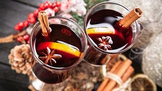 Кофейный ГЛИНТВЕЙН по-французски / How To Make Mulled Wine Recipe