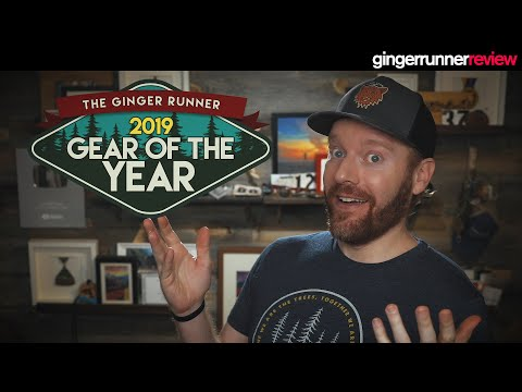 2019 RUNNING GEAR OF THE YEAR | The Ginger Runner