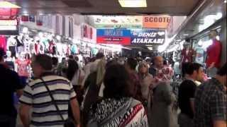 Стамбул - 2012 Подземный Переход Порт