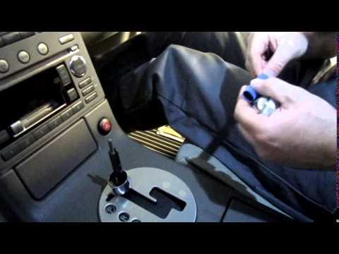 2003 Infiniti G35 Automatic Momo Billet Shift Knob Install