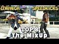 LowHigh (Shaheen) Vs Speedkicks (Miguel, Hwoarang) - TOP 8 - MixUp - Tekken 7